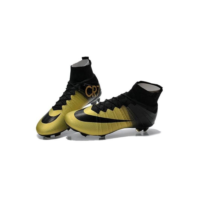 Scarpe Da Calcio Nike Mercurial Superfly Fg Uomo Marrone Nero fd464982f05