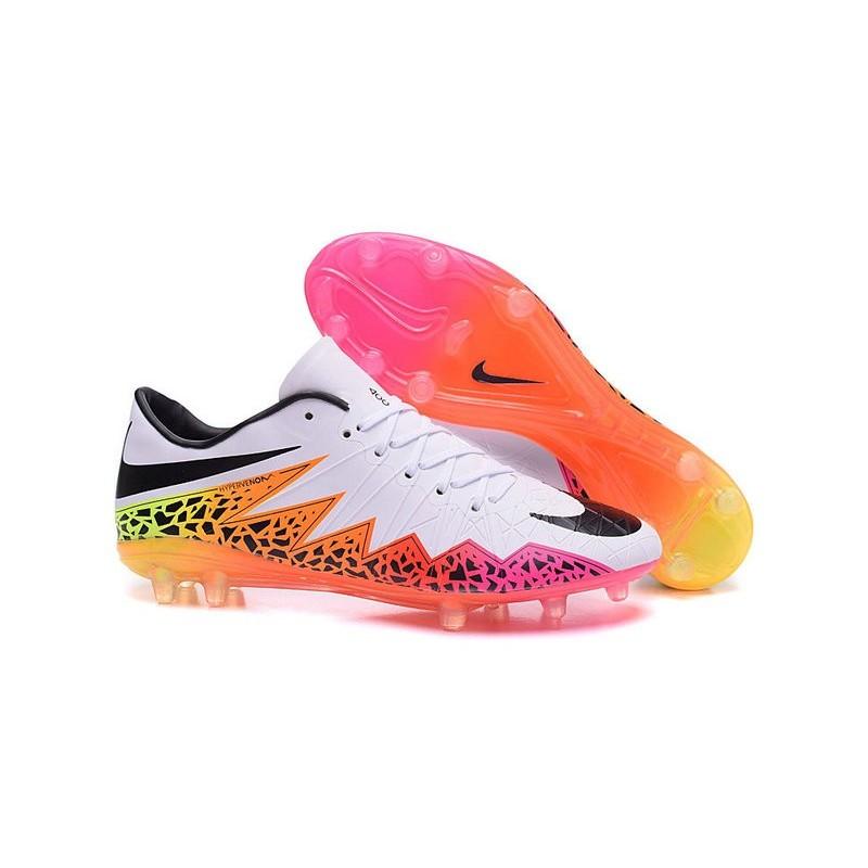 scarpe calcio arancioni nike