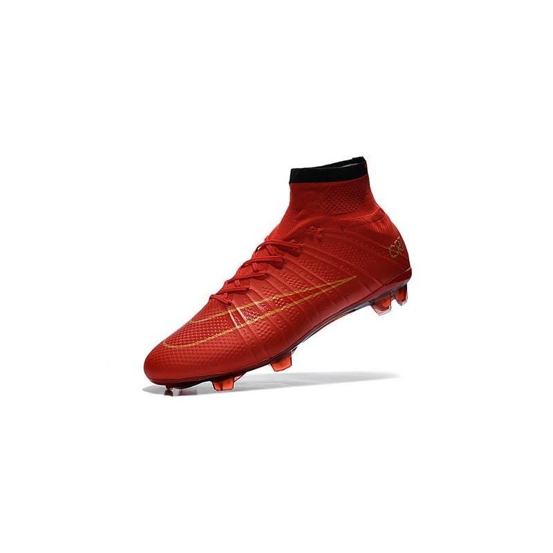 buy online 0c316 6c944 scarpe da calcio nike mercurial Rosso