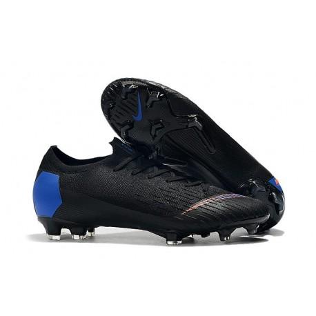 Nike Mercurial Vapor 12 Elite FG ACC Scarpe Nero Blu