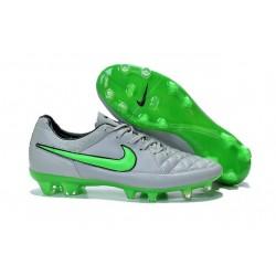 Nike Scarpe da Calcio Nike Tiempo Legend V FG Gris Verde