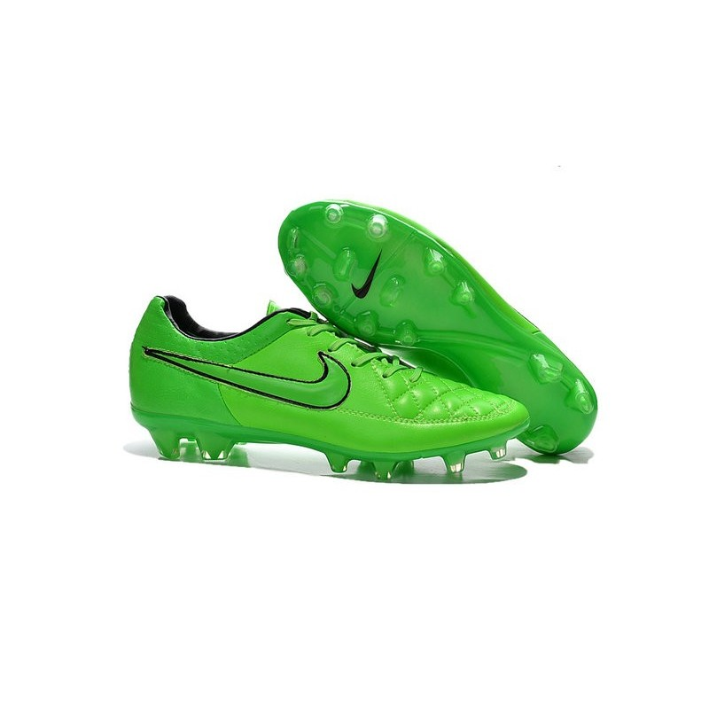 Nike Da Nero J3fctkl1 Tiempo Calcio Strike Genio Verde Scarpe f7gb6y