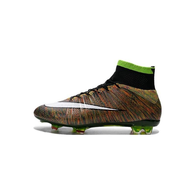 new products 5de0c e14fa scarpe-calcio-nuove-nike-mercurial-superfly-fg -verde-nero-bianco-multicolore.jpg