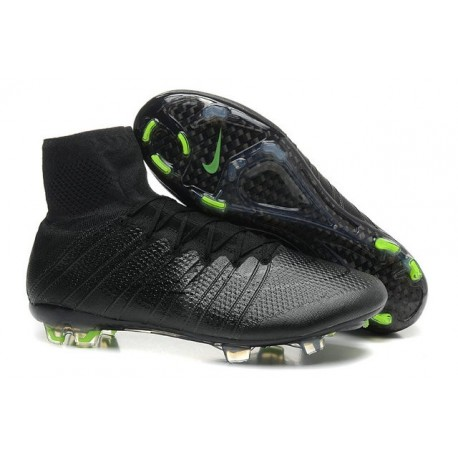 2015 Scarpini Calcio Nike Mercurial Superfly FG Tutto Nero