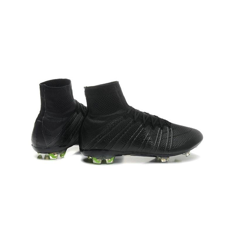 disponibilità nel Regno Unito scarpe di separazione stile classico Acquista mercurial nere alte - OFF65% sconti