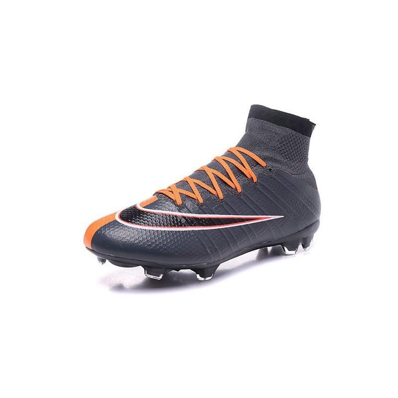 scarpe da calcetto nike mercurial arancio