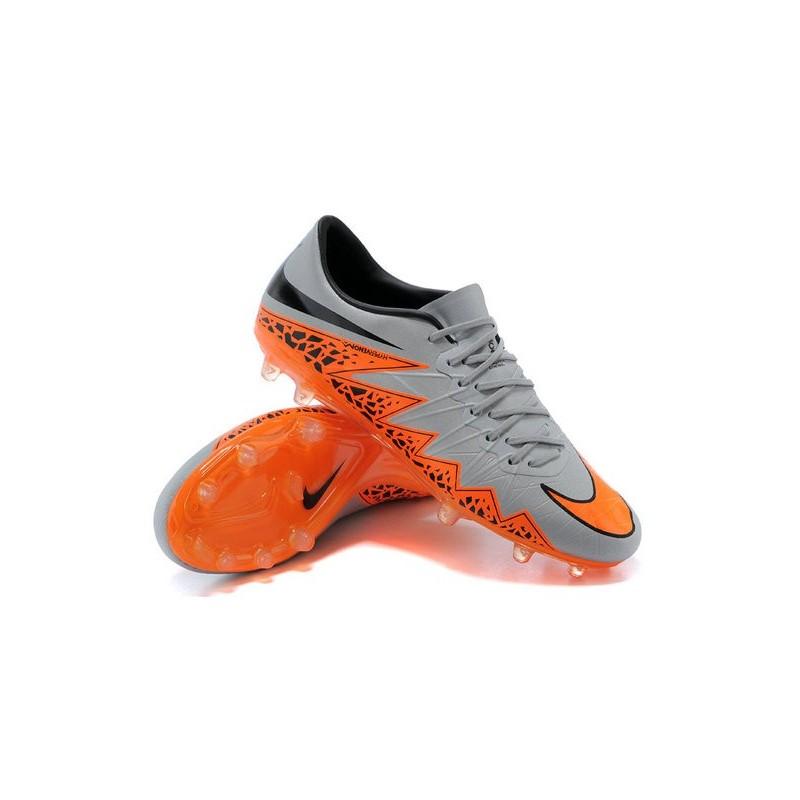 buy popular 2928f 8698e Scarpe da calcio Nike Hypervenom Phantom Fg Cromo Arancione