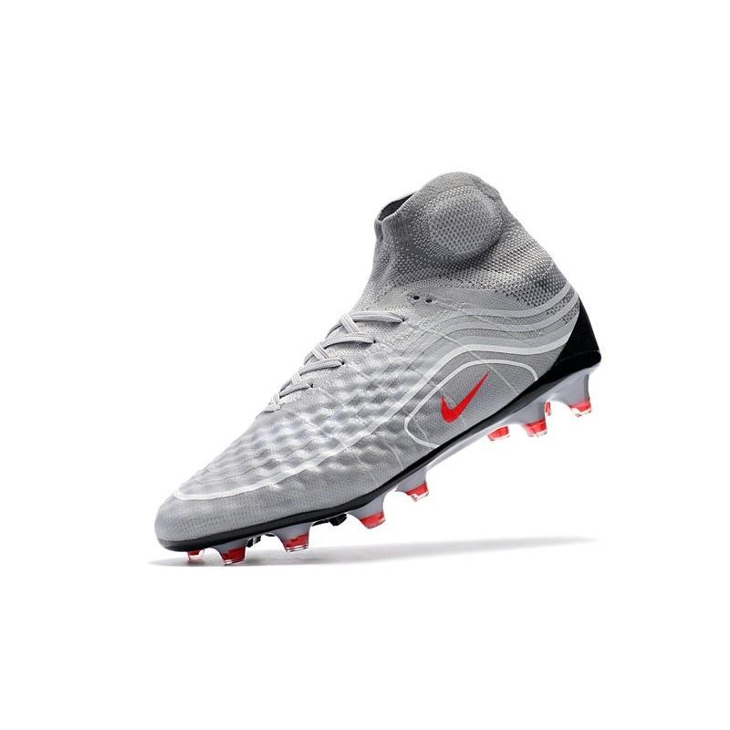 ac7f966e5cd1 Nuove Scarpe da Calcio Nike Magista Obra 2 FG Air Max Gris Vedi a schermo  intero. Precedente. Successivo