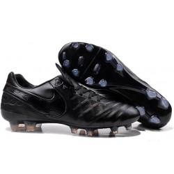 Scarpe da Calcio Nike Scarpe Nike Tiempo tutto Nero