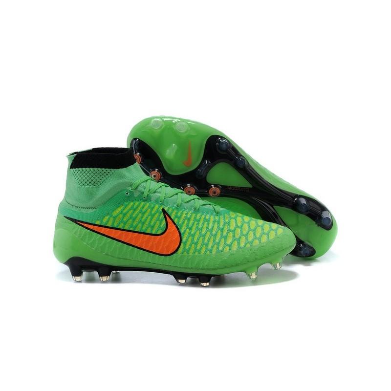 Magista Verde Fg Calcio Nero 2015 Tacchetti Obra Arancione Nike Da wYIp0