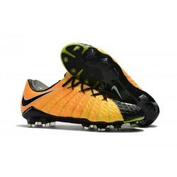 Scarpe da Calcio Nike Hypervenom Phantom 3 FG - Giallo Nero