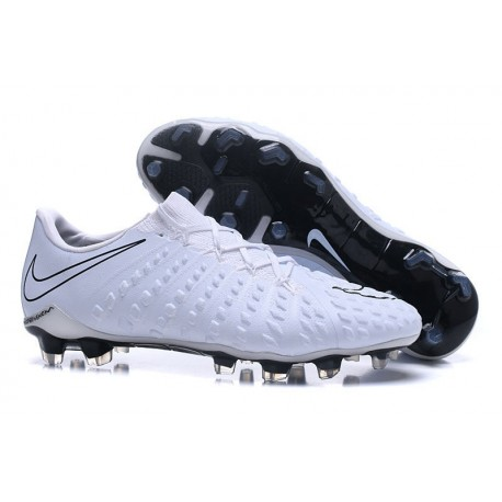 Da Nero 3 Hypervenom Phantom Bianco Scarpe Nike Fg Calcio NOm80wvn