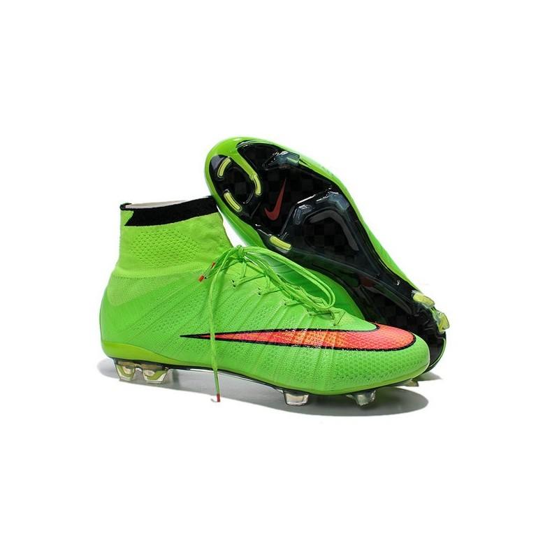 nike mercurial alte scarpe da ginnastica