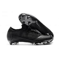 Scarpe da Calcio Nike Mercurial Vapor XII 360 Elite FG Nero