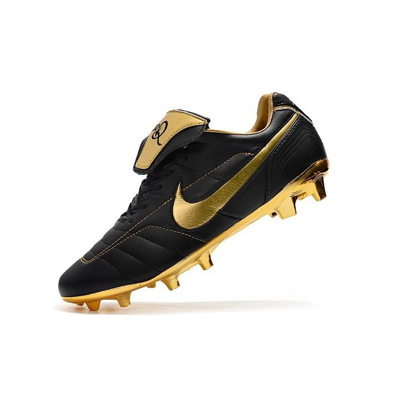 Scarpe Da Calcio Nike Tiempo Legend VII 10R Elite FG Nero