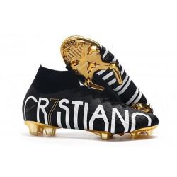 Nike Nuovo Scarpa Cristiano Ronaldo CR7 Mercurial Superfly VI 360 Elite FG