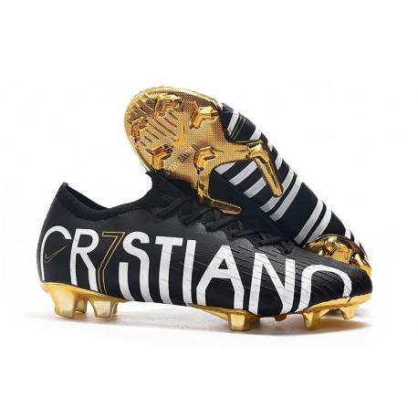 Cristiano Ronaldo CR7 Nike Mercurial Vapor 12 Elite FG ACC Scarpe
