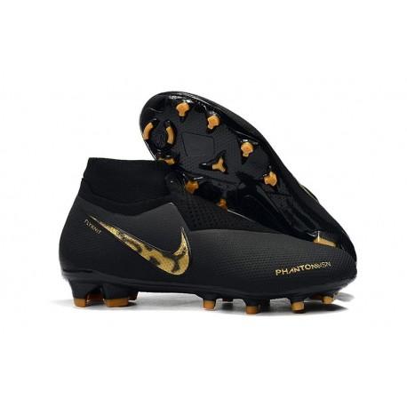 Scarpe da Calcio Nike Phantom Vision Elite DF FG Black Lux