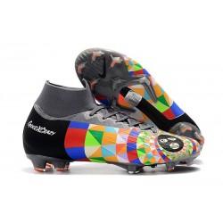 Dani Alves Nike Nuovo Scarpa Mercurial Superfly VI 360 Elite FG