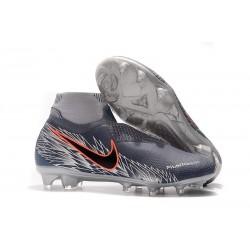 Scarpe da Calcio Nike Phantom Vision Elite DF FG Victory Pack Grigio