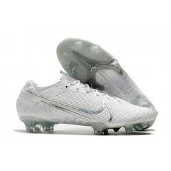 Scarpe da calcio Nike Mercurial Vapor XIII Elite FG Bianco