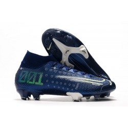 Scarpe Nike Dream Speed Mercurial Superfly VII Elite FG Blu