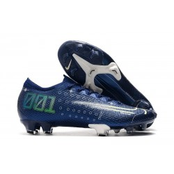 Nike Dream Speed Mercurial Vapor 13 Elite FG Uomo Scarpa Blu