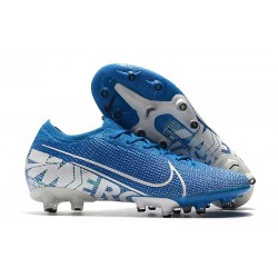 Nike Mercurial Vapor 13 Elite AG-Pro New Lights Blu Bianco