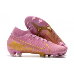 Nike Mercurial Superfly 7 Elite FG Scarpa Calcio - Rosa Oto
