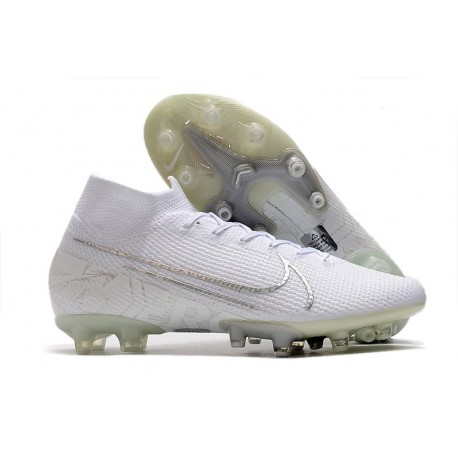 Nike Mercurial Superfly VII Elite AG-Pro Bianco