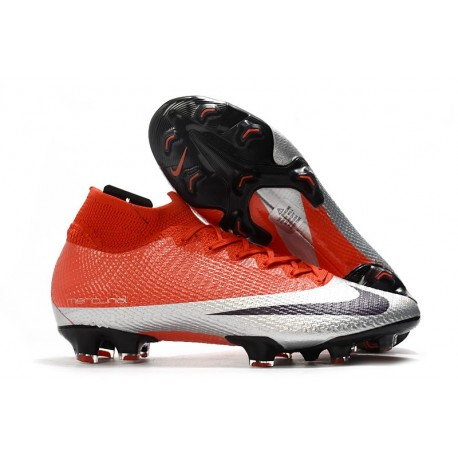 Nike Mercurial Superfly 7 Elite FG Future DNA Rosso Argento