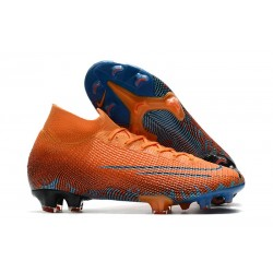 Nike Mercurial Dream Speed 003 'Phoenix Rising' Concept Arancione